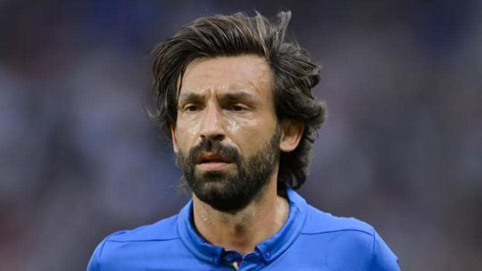 Andrea Pirlo made 284 appearances for AC Milan from 2001 to 2011.