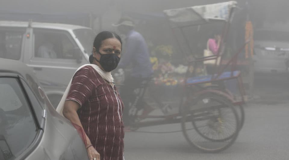 Delhi pollution,Delhi air quality,AQI