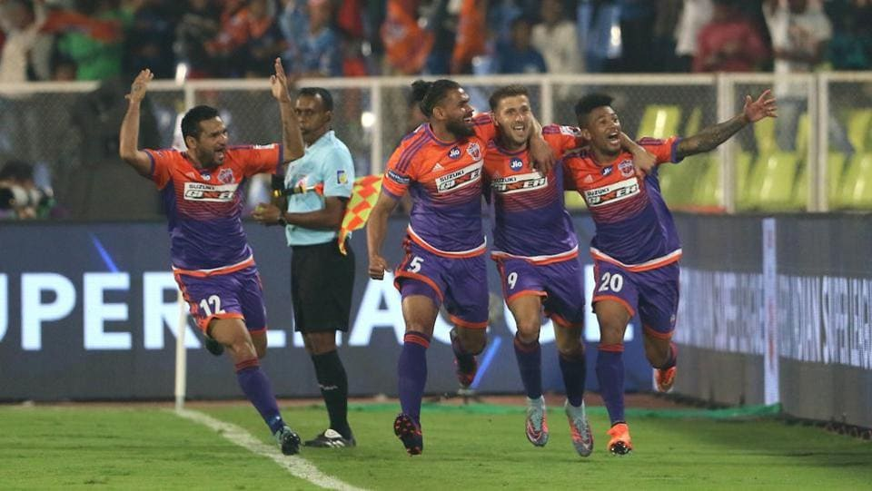 The win takes Pune's points tally to 6 from 3 games. (ISL)