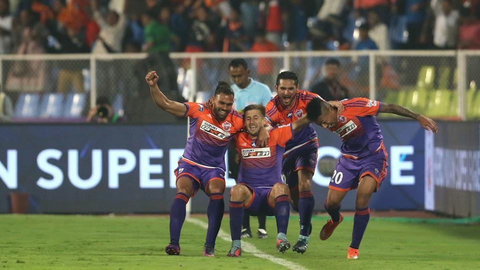 Pune City will next host Chennaiyin FC on Sunday in their next game. (ISL)