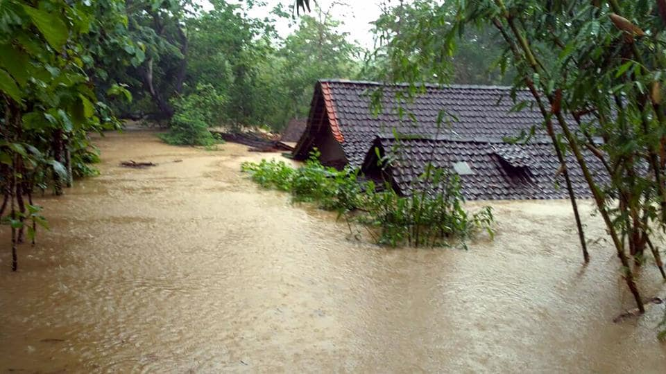 Cyclone,Landslide,Indonesia