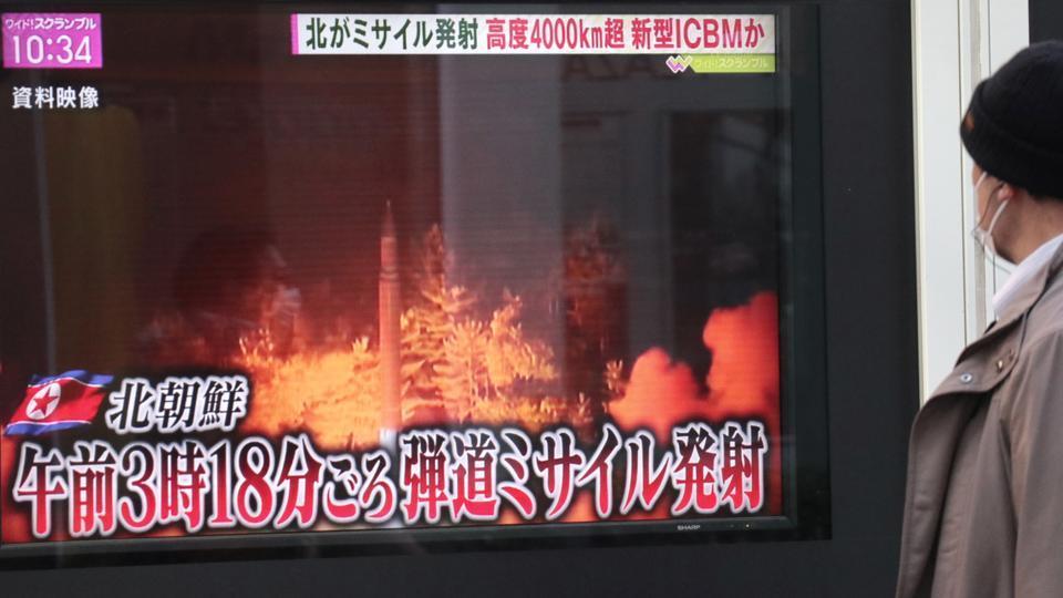 North Korea,Ballistic Missile,ICBM