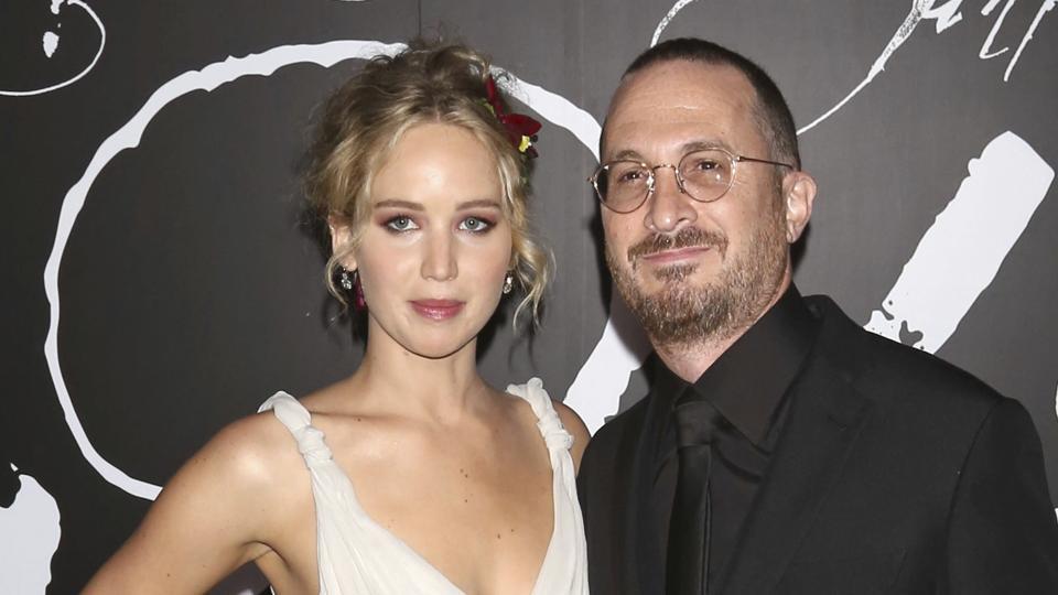 Jennifer Lawrence,Darren Aronofsky,mother! Jennifer Lawrence
