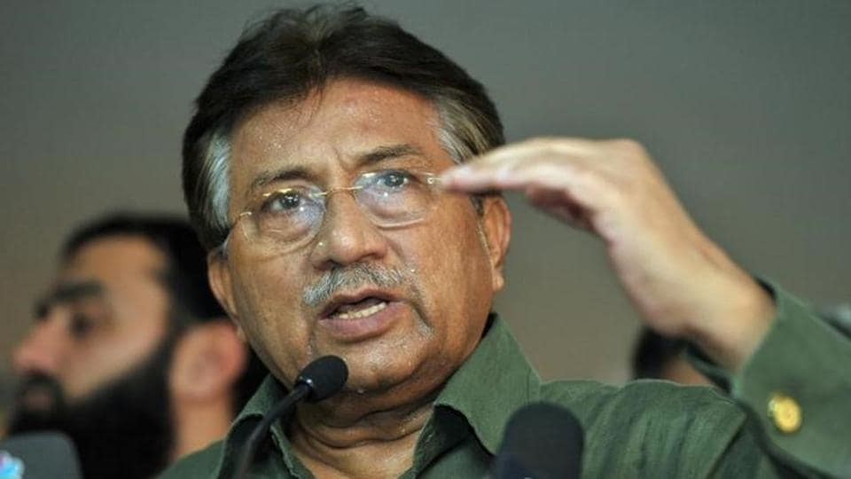 Pervez Musharraf,Hafiz Saeed,LeT