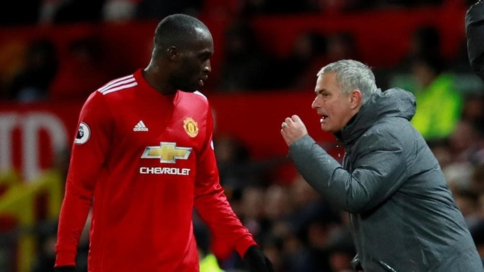 Manchester United striker Romelu Lukaku has struggled in the last 11 games but Jose Mourinho is apparently not too concerned.