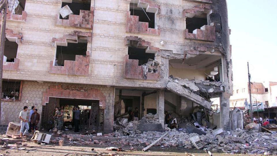 Yemen,Car bomb,Islamic State