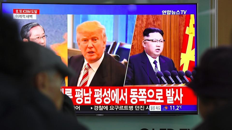 North Korea,Japan,United States of America