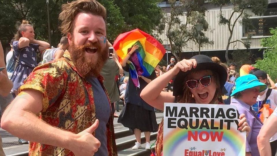 Same-sex marriage,Australia,Senate