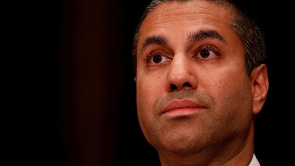 Net neutrality,Internet,Ajit V Pai