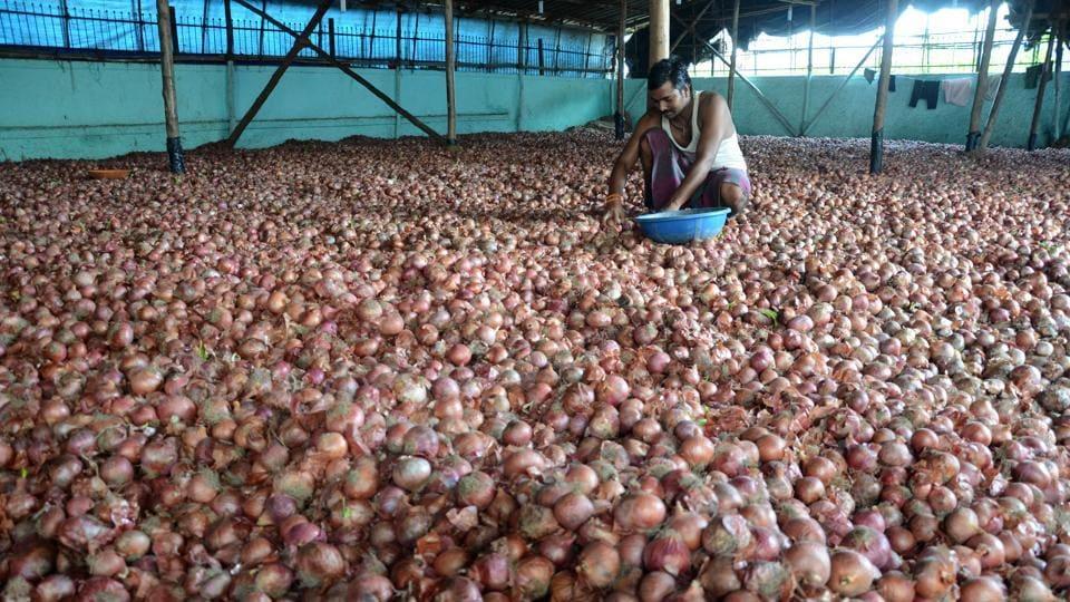 Onion prices,Onions,Delhi