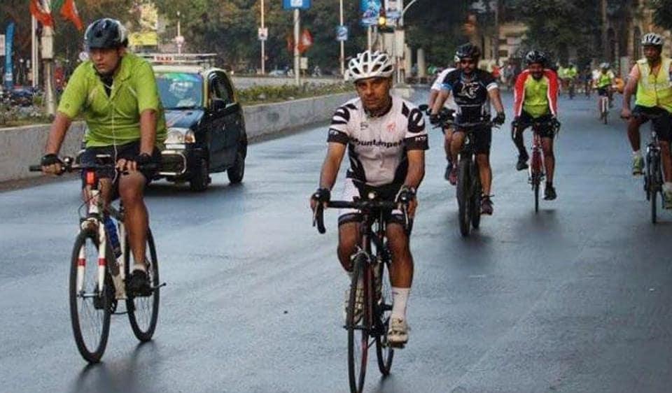 MUMBAI NEWS,CYCLING TRACK,SALMAN KHAN