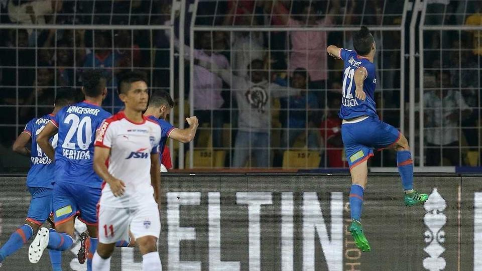 Manuel Lanzarote was the other scorer for FC Goa as he converted from the spot. (ISL)