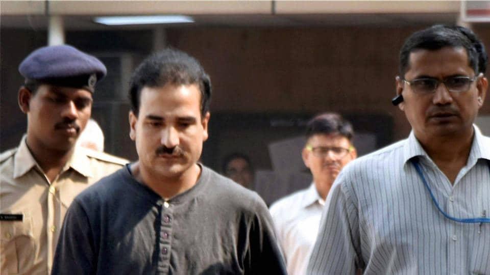 Hizbul,Salahuddin,Tihar Jail