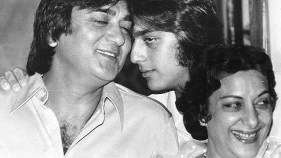 Sanjay Dutt believes his parents made him what he is.