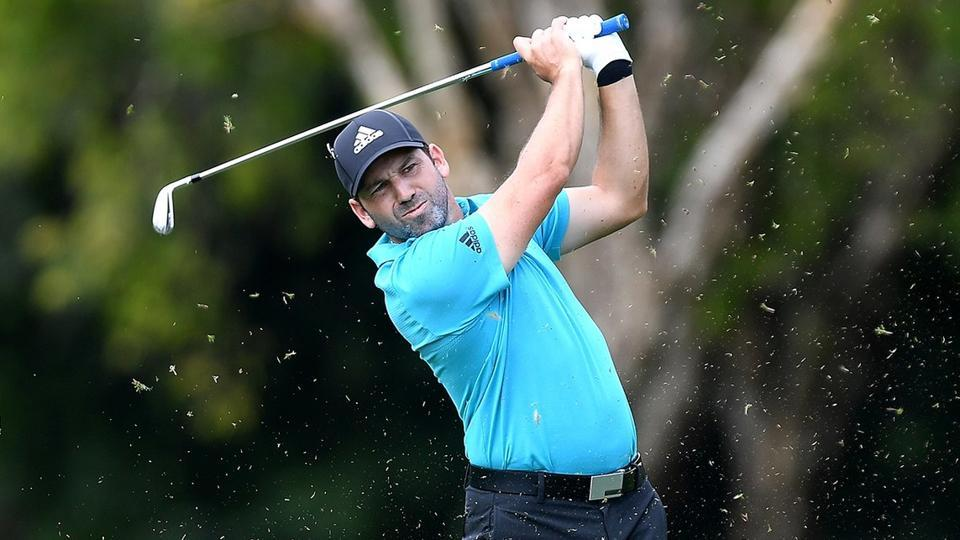 Sergio Garcia one off lead as Scots struggle in Oz