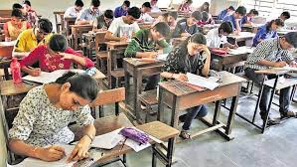 Now, students must stay in the exam hall for the entire duration of the paper.