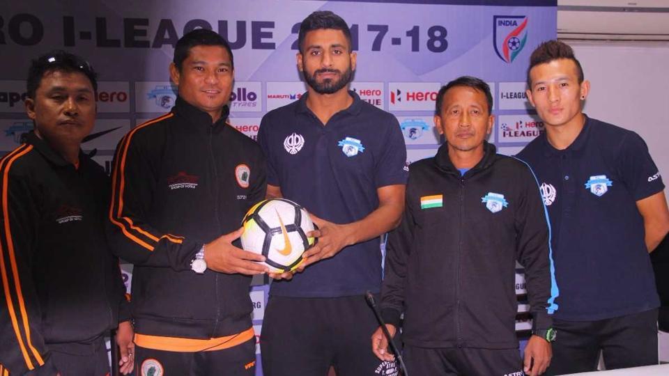 NEROCA FC will take on Minerva Punjab FCin the I-League 2017-18 on Friday.