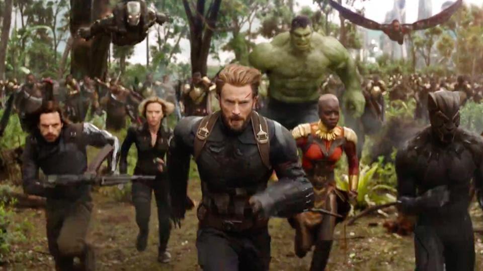Avengers: Infinity War,Avengers: Infinity War trailer,Infinity War