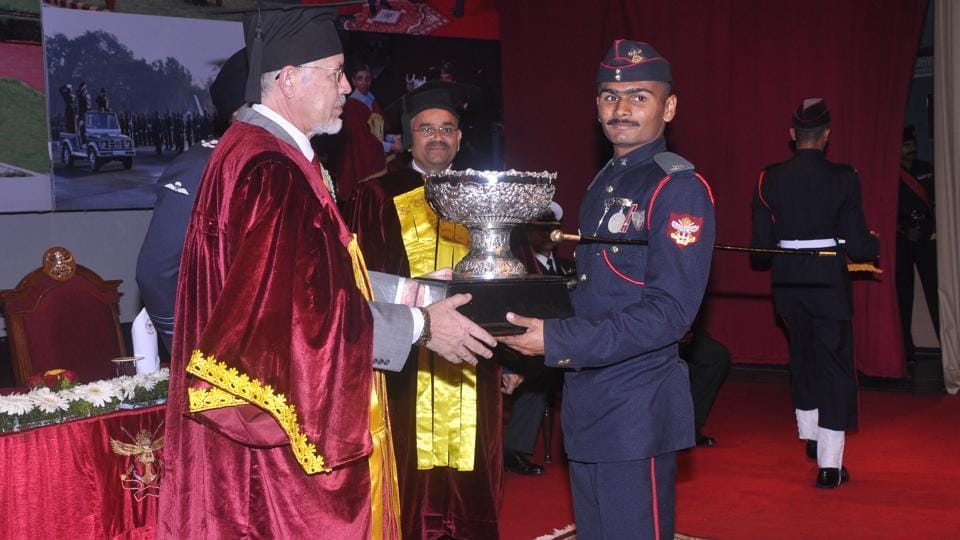 degrees,NDA convocation,General K Sundarji