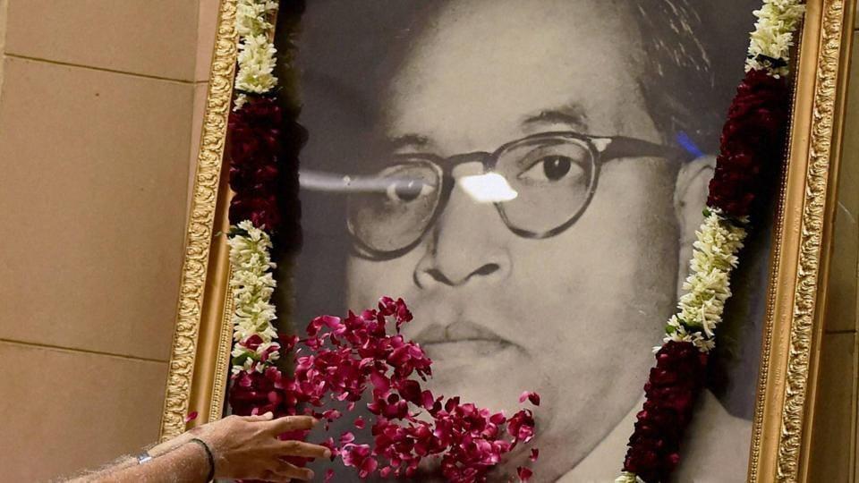 Bhim Rao Ambedkar,Buddhism,Dalits
