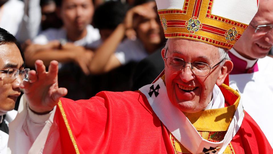 Pope Francis,Myanmar,Bangladesh
