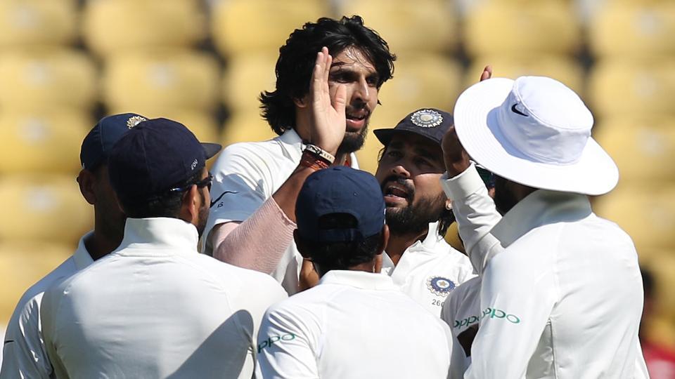 India vs Sri Lanka,Indian Cricket Team,Ishant Sharma