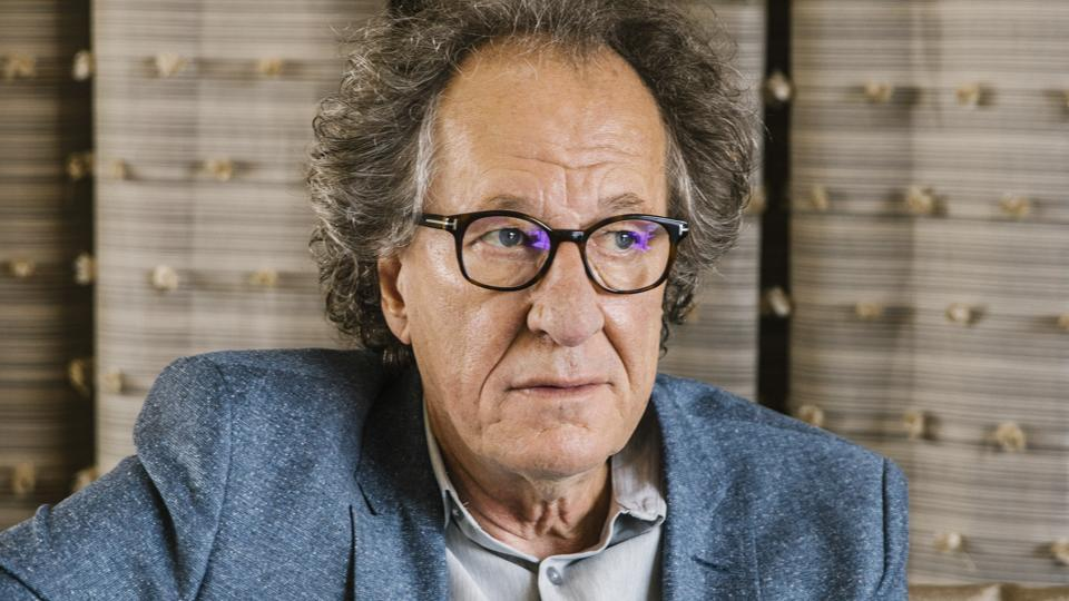 Geoffrey Rush,King Lear,inappropriate behaviour