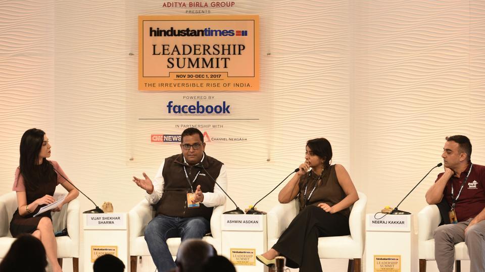Hindustan Times Leadership Summit,HTLS 2017,Entrepreneurship