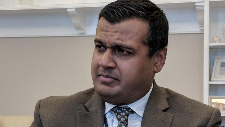 Raj Shah,Air Force One,Indian-American