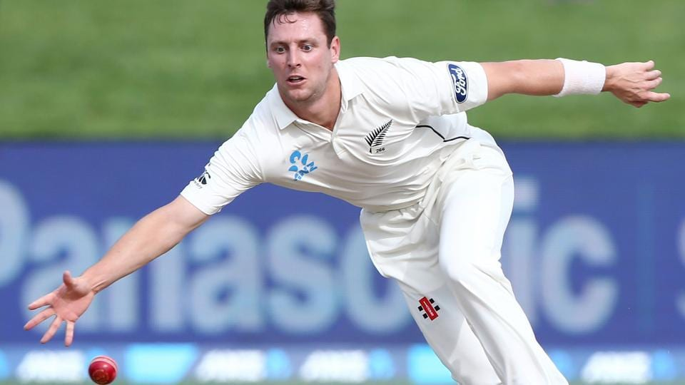 New Zealand cricket team has picked Matt Henry as replacement for TimSouthee in the playing XIfor the opening Test against West Indies cricket team at Basin Reserve.