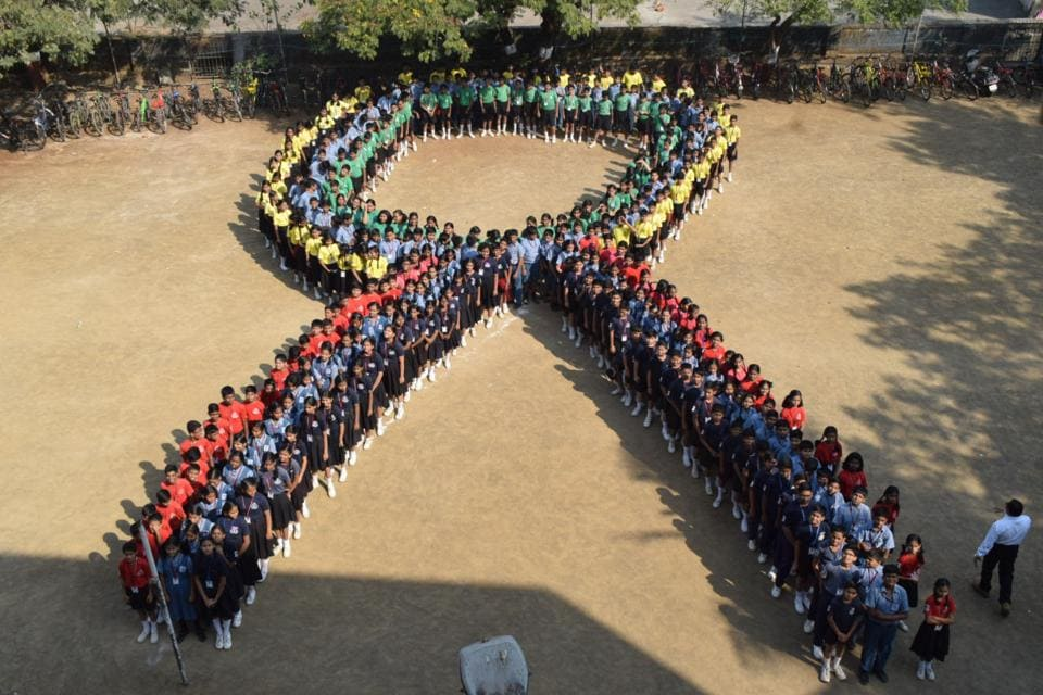 The city needs more awareness on AIDS.