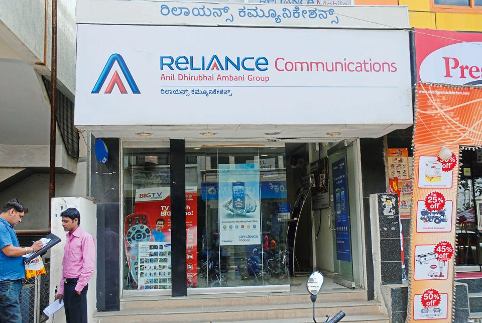 With total debt of 457.33 billion rupees as of end March, RCom is the most-leveraged of all listed telecoms carriers in India.