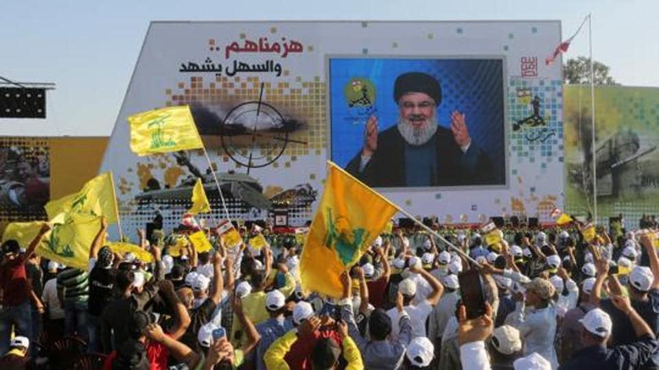 Hezbollah,Hassan Nasrallah,Iraq