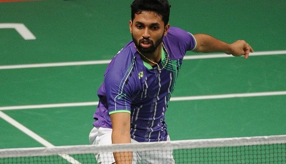 World No. 10 HS Prannoy is optimistic about a good season with the new team -- Premier Badminton League (PBL)debutants Ahmedabad Smash Masters.