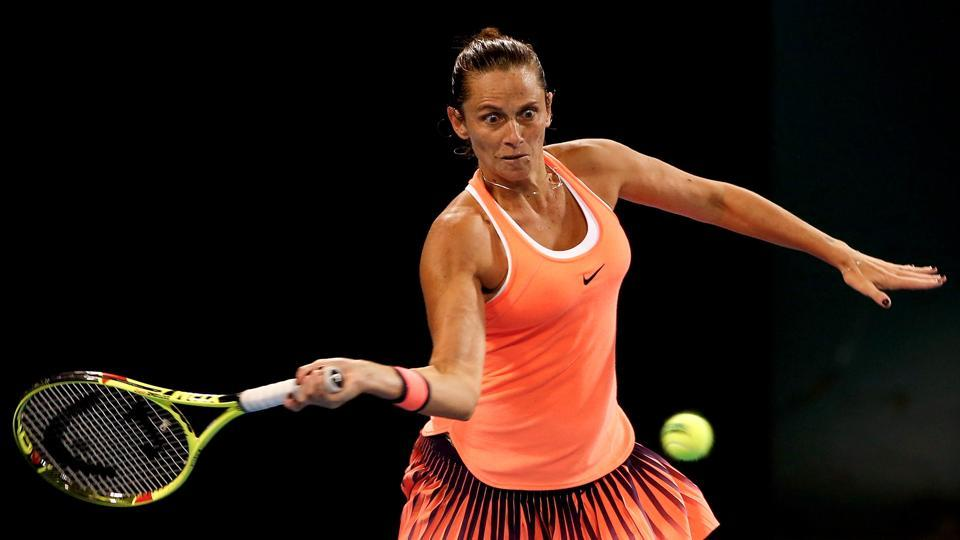 Roberta Vinci, who reached the final of the 2015 USOpen, will retire from competitive tennis after the end of the 2018 Rome Masters.