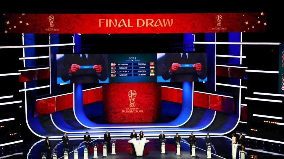 Germany and Spain were handed tough groups at the draw. (REUTERS)