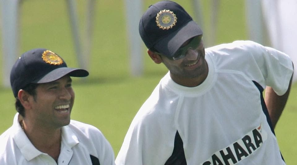 Sachin Tendulkar led the birthday tributes for Mohammad Kaif, who turned 37 on Friday as he called him 'Superman'.