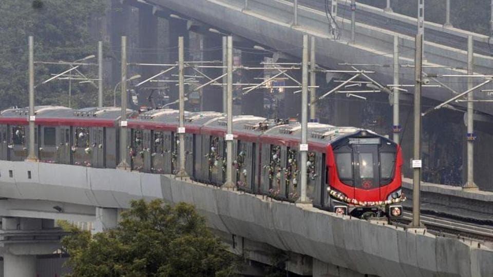 Lucknow metro,LMRC,Uttar Pradesh