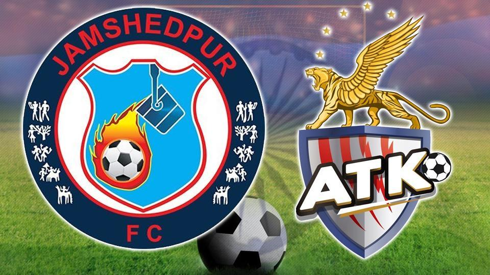 Indian Super League,Jamshedpur FC vs ATK,Jamshedpur FC vs ATK live