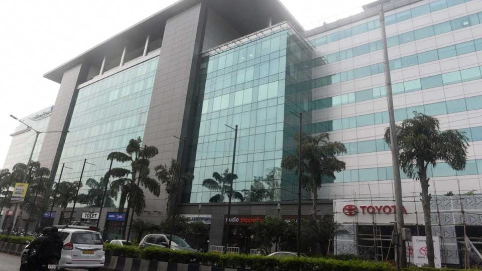 icc towers,international convention centre,pune