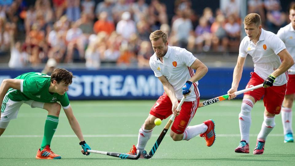 England player Barry Middleton will be key to their chances at the Hockey World League Final in Bhubaneswar.