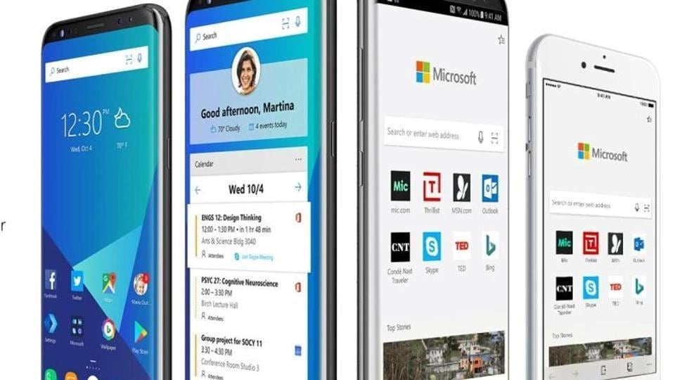 iOS and Android users can now download Microsoft Edge .