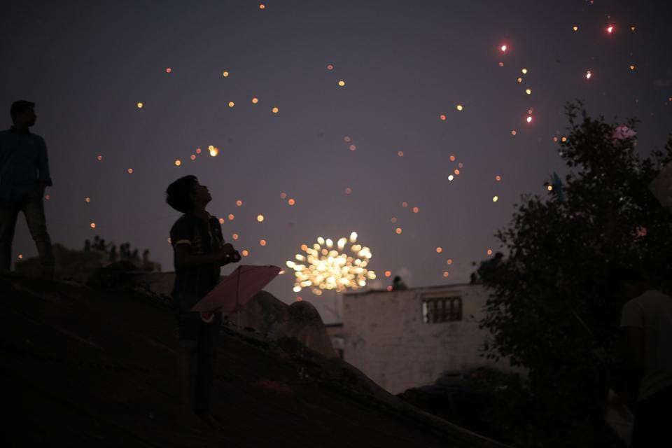 The Urban Lens Festival is a good place to catch movies you couldn't find, or didn't know about — like Hardik Mehta's heartwarming documentary, Amdavad ma Famous (above), which unfolds against the backdrop of the annual Uttarayan kite festival.