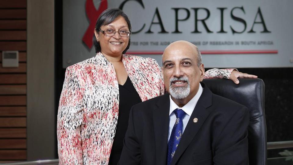 AIDS,HIV,Dr Salim Abdool Karim