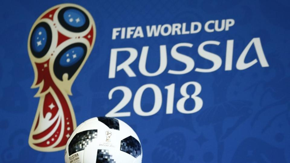 FIFA World Cup,2018 FIFA World Cup in Russia,FIFA