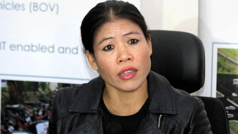MCMary Kom has resigned as boxing's national observer.