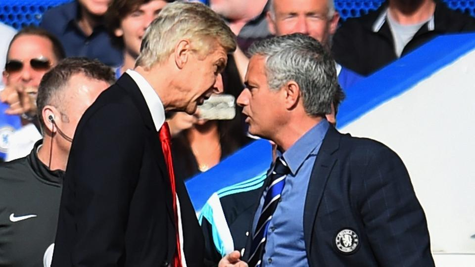 Arsene Wenger and Jose Mourinho have been in the centre of a heated rivalry for quite some time now.