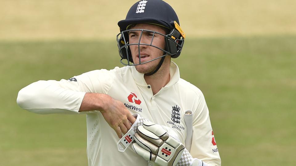 Ashes 2017-18,Craig Overton,Australia vs England