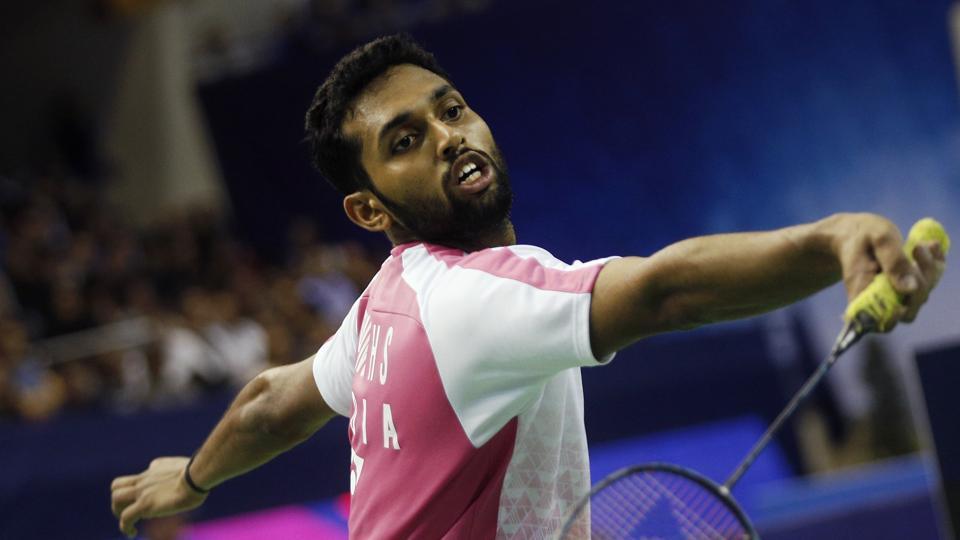 HS Prannoy,Badminton,Premier Badminton League