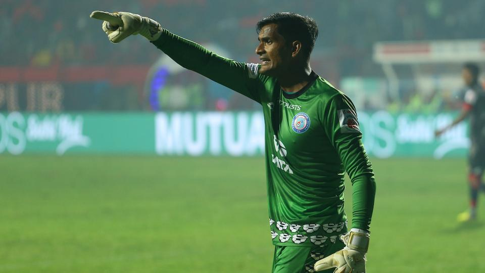 This was the third straight clean sheet  for Jamshedpur FC. (ISL )